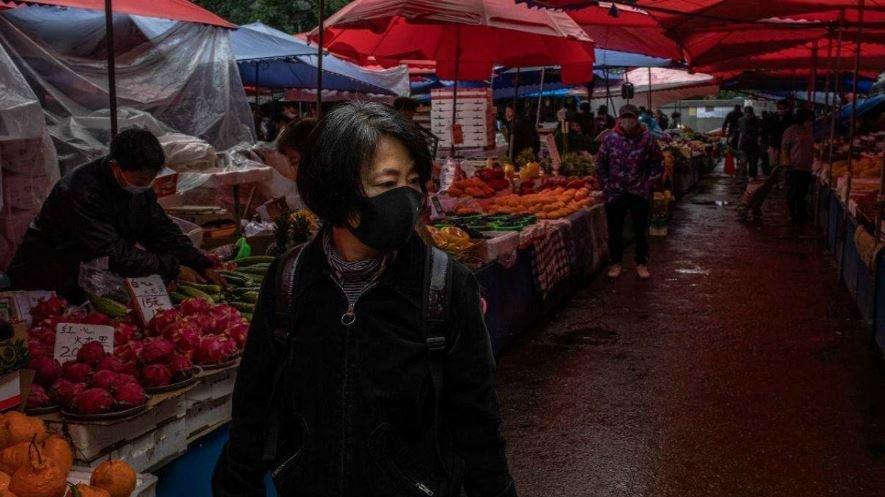 В Китае обнаружили живой коронавирус на упаковке замороженных продуктов