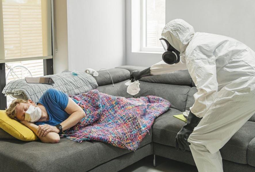 Найден еще один страдающий от коронавируса орган