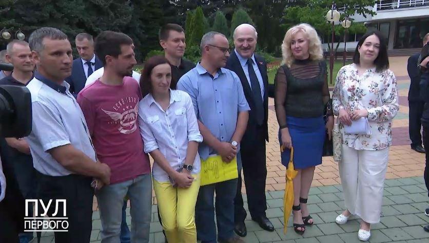 Лукашенко впервые прокомментировал фразу «Саша 3%»