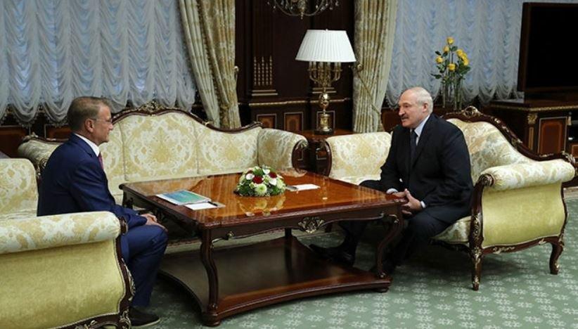 Лукашенко предложил Сбербанку профинансировать крупные инвестпроекты Беларуси