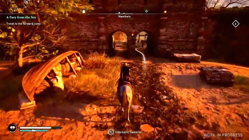 Геймплей нового Assassin's Creed Valhalla попал в сеть