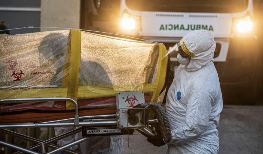 Минздрав Беларуси ожидает вторую волну коронавируса в ноябре-декабре