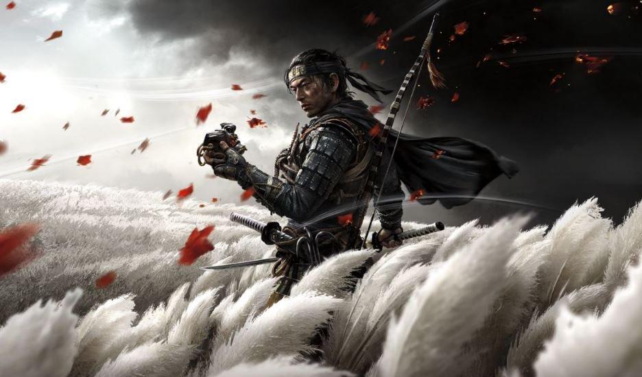 Sony выпустила релизный трейлер игры Ghost of Tsushima