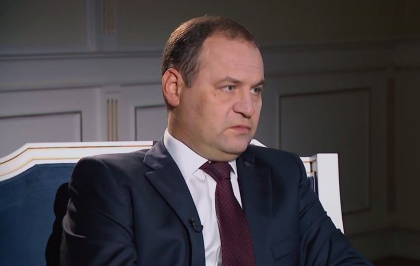Головченко провел телефонные переговоры с премьером России