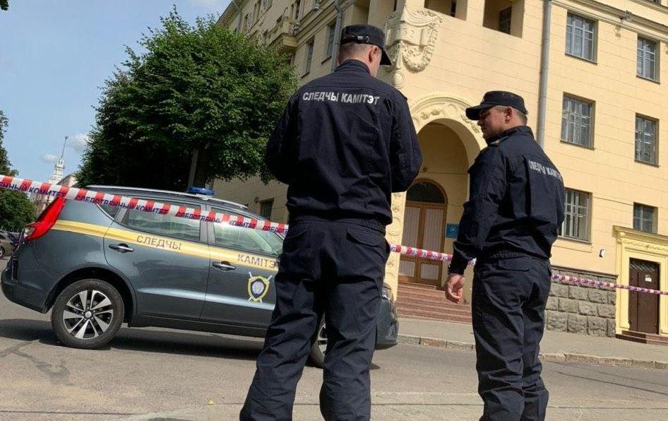 СК возбудил уголовное дело по факту несанкционированных акций в Минске