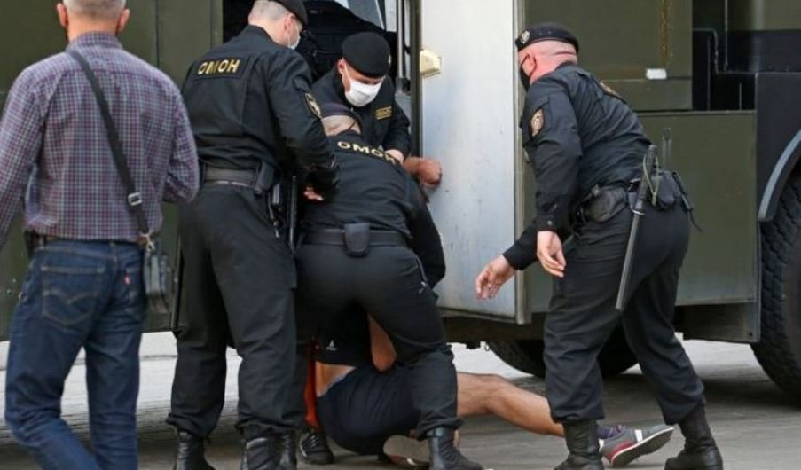 Российские дипломаты встретились с 33 задержанными в Беларуси