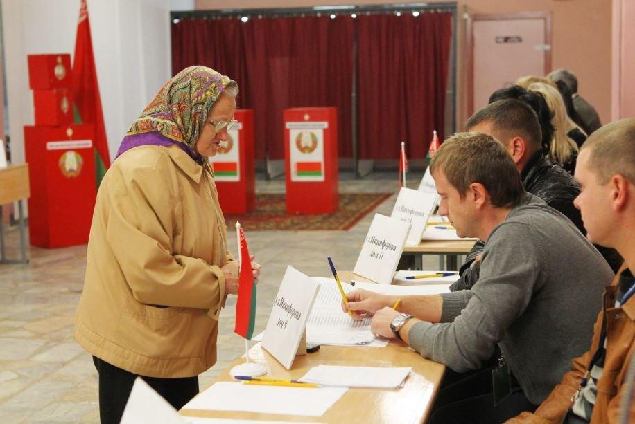 22,47% избирателей проголосовали досрочно за первые три дня