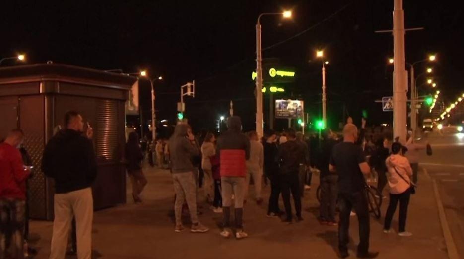 Освобожденных протестующих в Минске доставляют в больницы