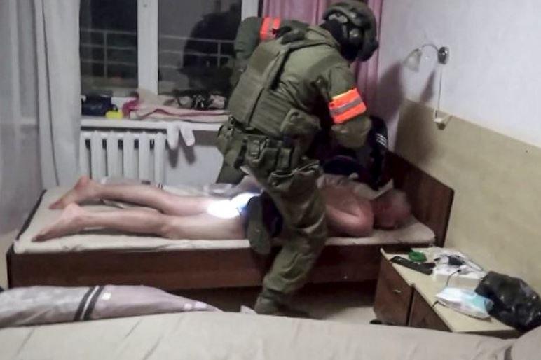 32 задержанных в Беларуси россиянина вернулись на родину