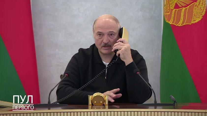 Пресс-служба Лукашенко опровергла данные о его побеге