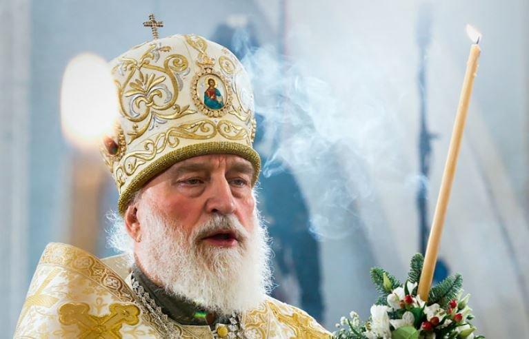 Синод РПЦ освободил от должности главу Белорусского экзархата