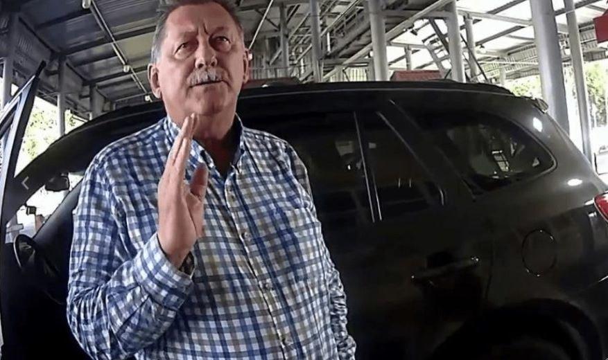 МИД Украины направил ноту Беларуси из-за случая с послом на границе