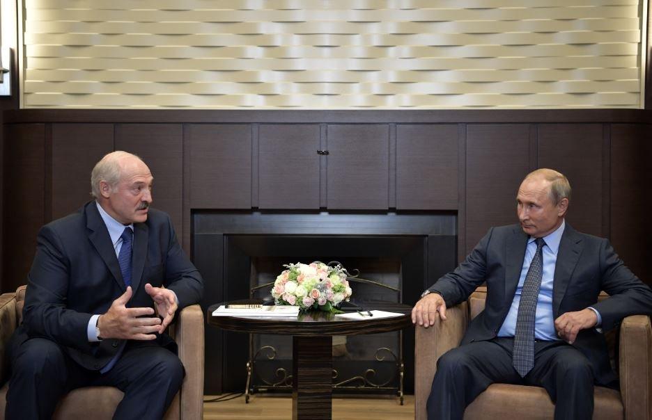 Во время встречи Лукашенко и Путина в резиденции не будет даже госСМИ