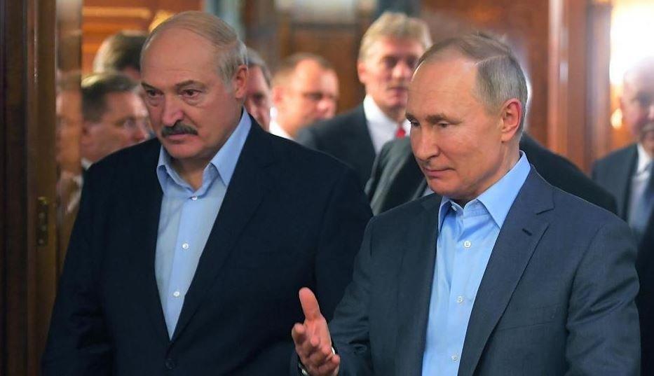 Лукашенко и Путин сделали первые заявления из Сочи