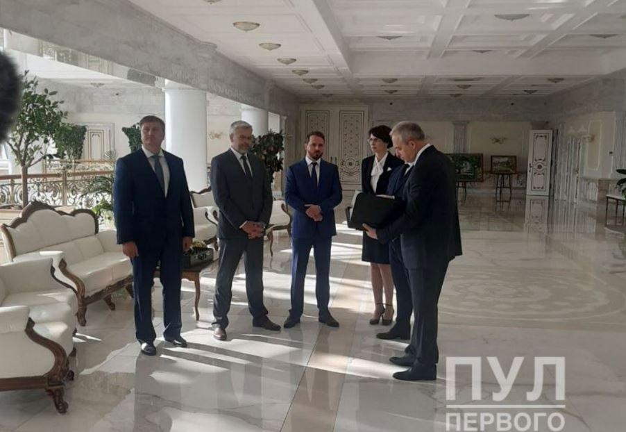 Лукашенко назначил новых ректоров в медицинские университеты