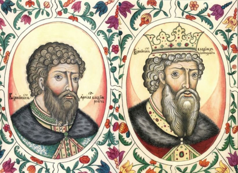 Названы причины смерти князя Владимира и Ярослава Мудрого