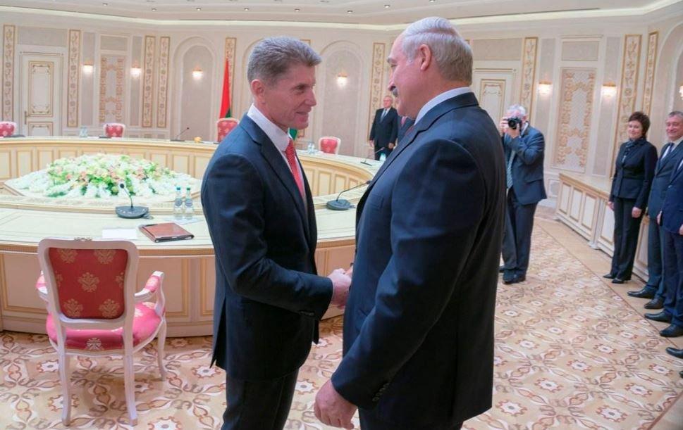 Лукашенко собирается посетить Дальний Восток в 2021 году