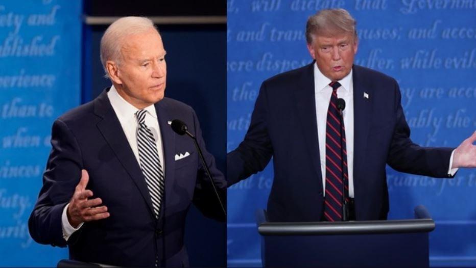 Трамп пообещал Байдену «адскую битву» за пост президента США