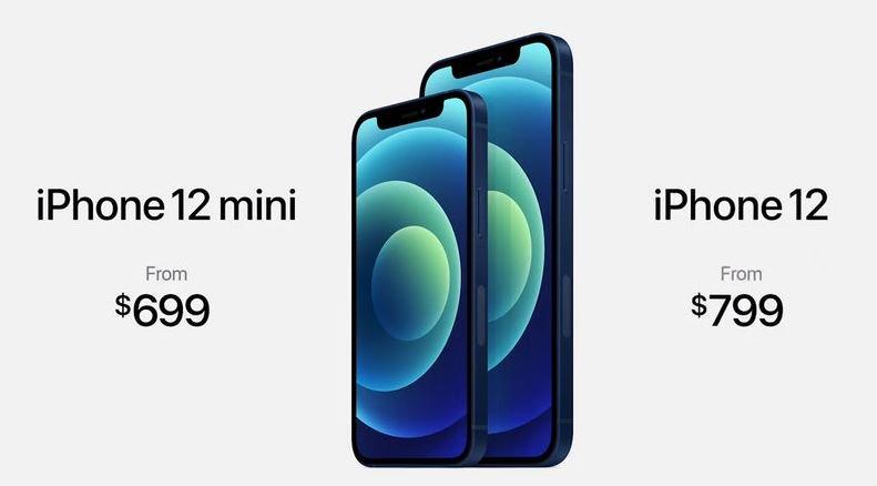 Apple презентовала новые iPhone 12 с поддержкой 5G