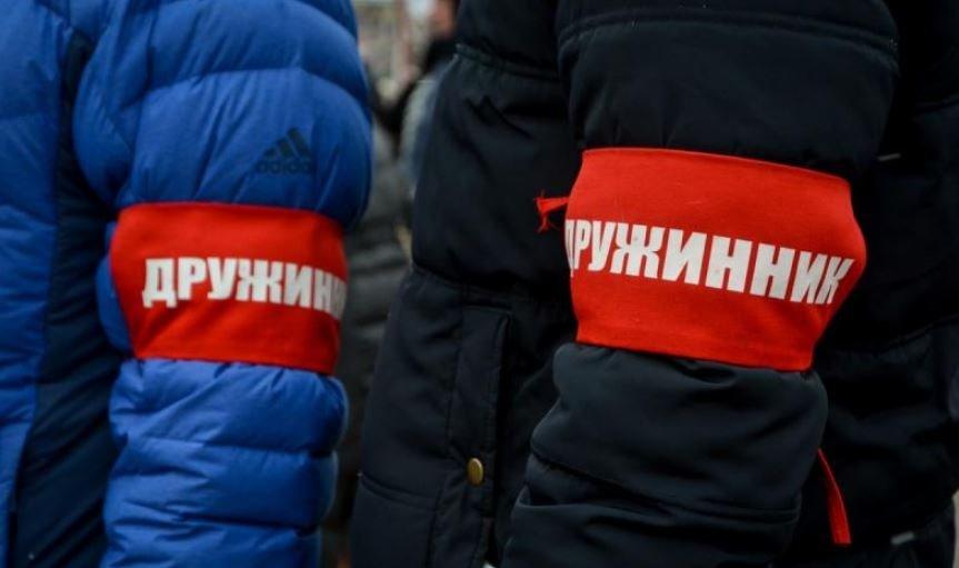 В МВД Беларуси заявили о формировании добровольных дружин