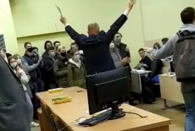 Уголовное дело возбудили на минского студента за призывы к забастовке