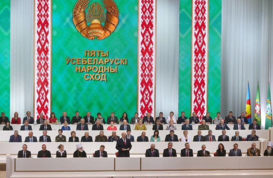 Стало известно, какие подарки получат делегаты VI Всебелорусского народного собрания