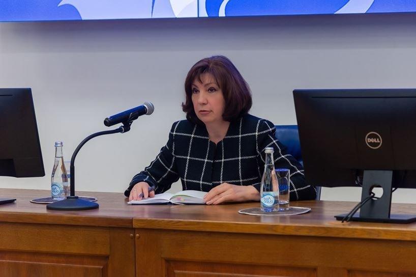 Кочанова прокомментировала административные наказания за бело-красно-белые флаги