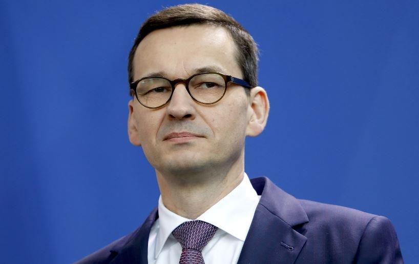Польша созвала срочное совещание Вышеградской группы для обсуждения ситуации в Беларуси и России