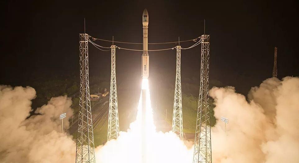 Авария на ракете Vega могла произойти из-за проблем с двигателем