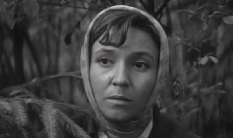 Скончалась белорусская актриса Любовь Румянцева