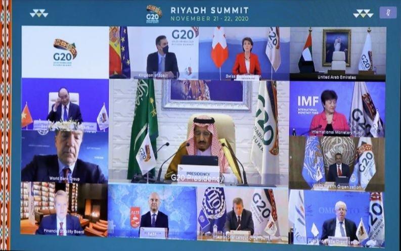 Страны G20 приняли совместную декларацию по итогам саммита