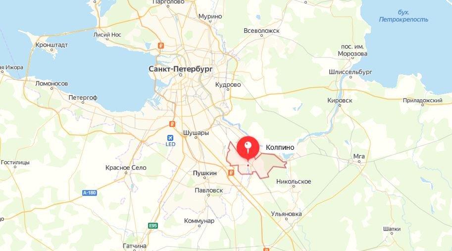 Мужчина захватил в заложники шестерых детей в Санкт-Петербурге