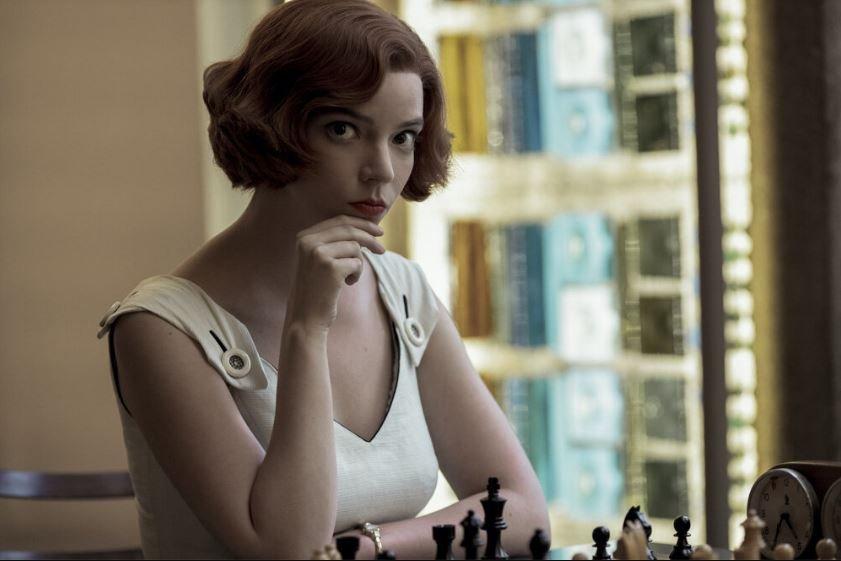 Сериал «Ход королевы» возродил интерес к шахматам
