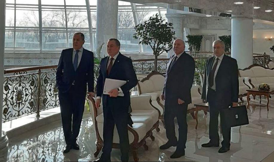 Лукашенко предложил усилить отношения Беларуси и России