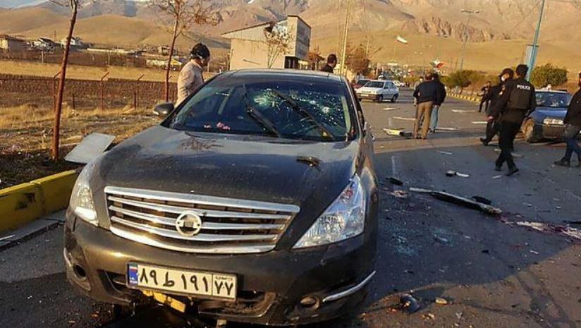 Иранский ученый был убит из управляемого через спутник оружия