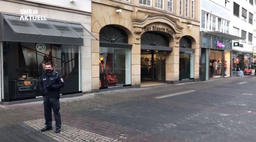 Число погибших при наезде на пешеходов в немецком Трире выросло до двух