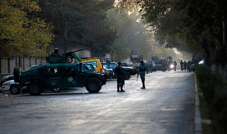 В Кабуле подорвался автомобиль с российскими дипломатами