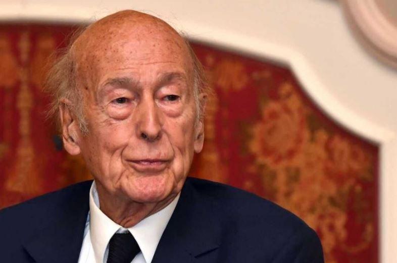 Умер бывший президент Франции Жискар д'Эстен