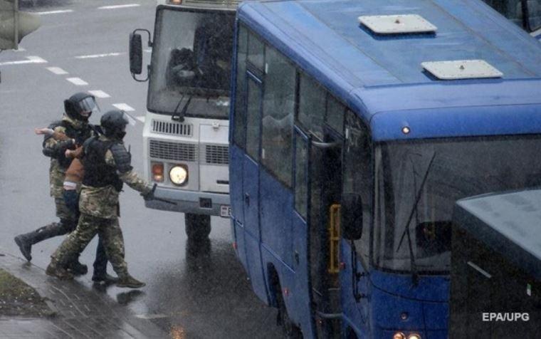В Беларуси задержали бывшего военного, который сообщал BYPOL данные силовиков