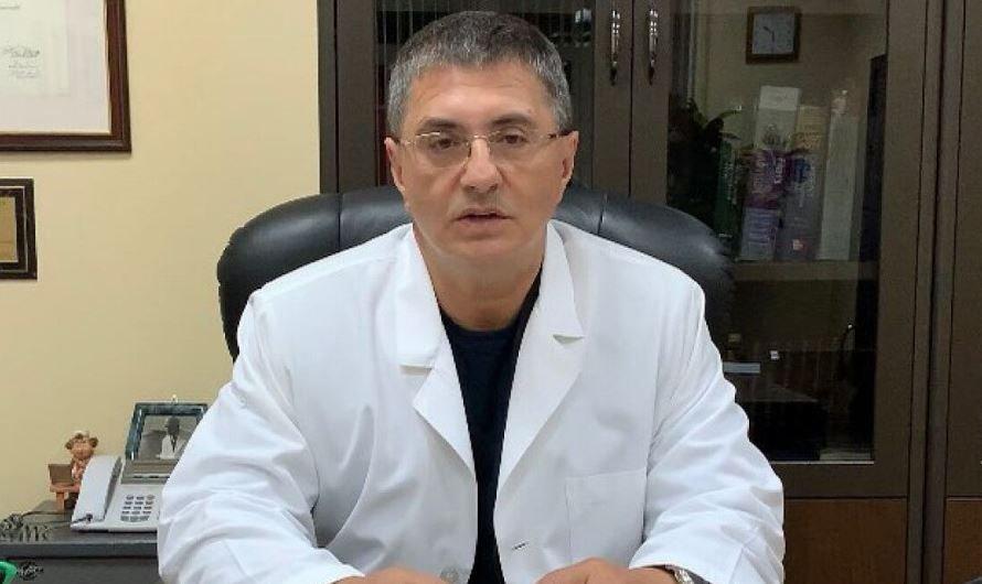 Доктор Мясников предупредил о нескольких волнах коронавируса