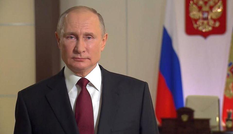 Путин заявил о намерении вакцинироваться от коронавируса 23 марта