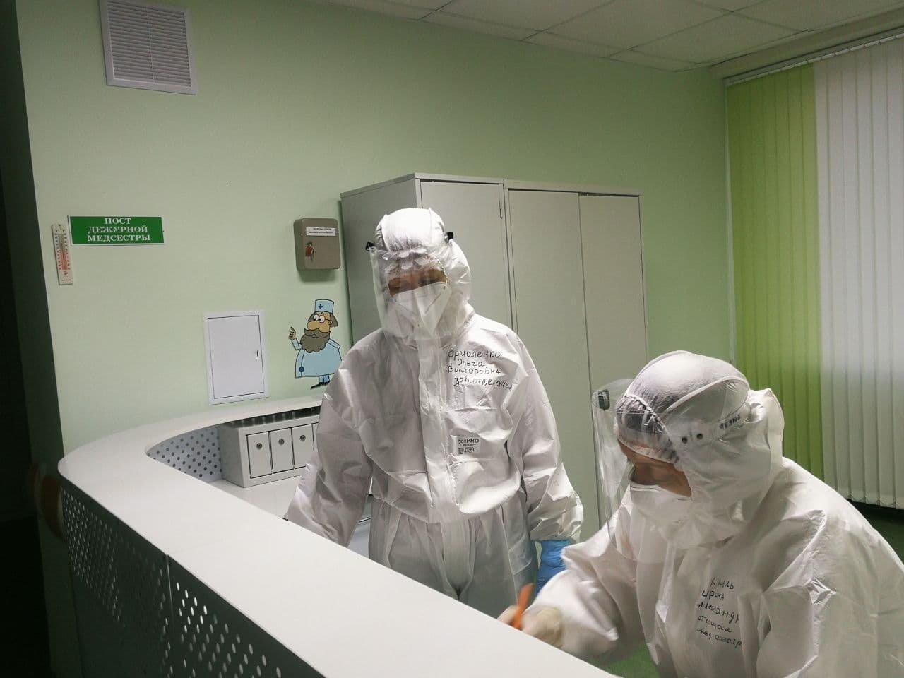 В Минской детской инфекционной больнице после коронавируса умер 13-летний ребенок