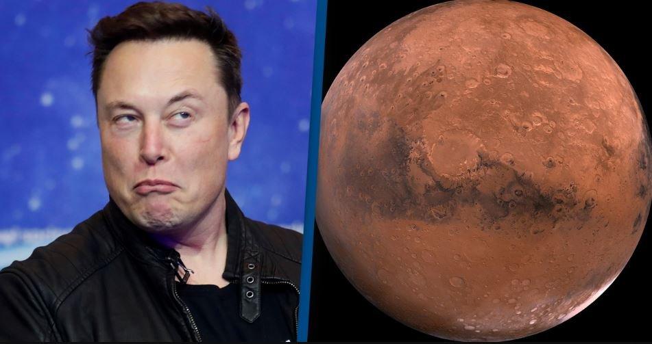 Миллиардер Илон Маск продаст все свое имущество ради колонизации Марса