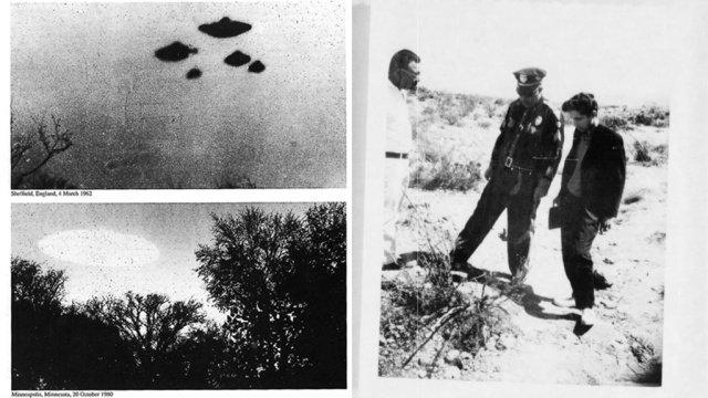 ЦРУ опубликовало полный архив документов об НЛО за 50 лет