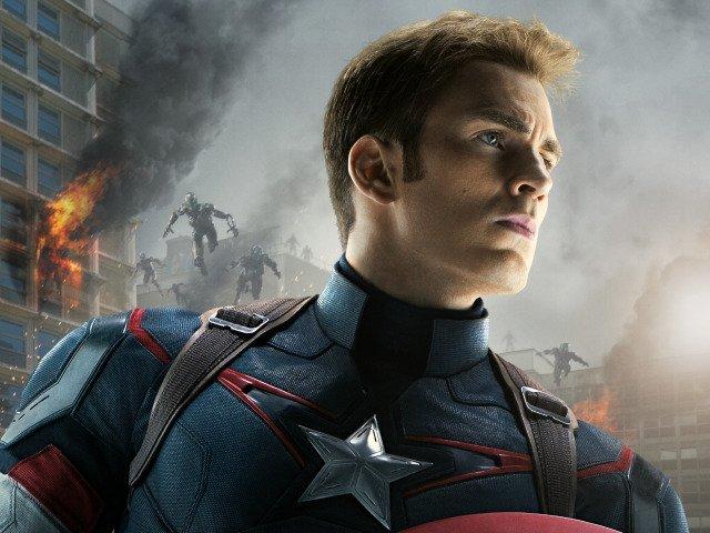 Капитан Америка возвращается в команду супергероев Marvel