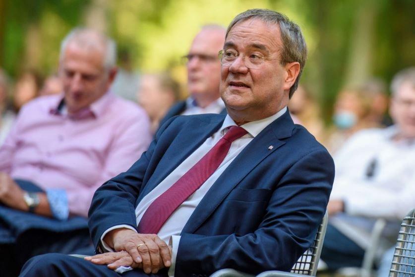 Армин Лашет стал новым председателем Христианско-демократического союза
