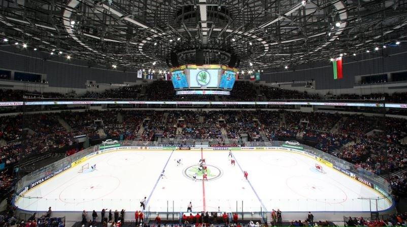 Сборная Беларуси по хоккею уступила Словакии и не попала на Олимпиаду в Пекин