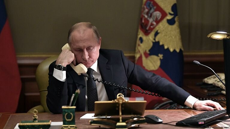 Состоялся телефонный разговор Путина и Лукашенко о борьбе с распространением коронавируса