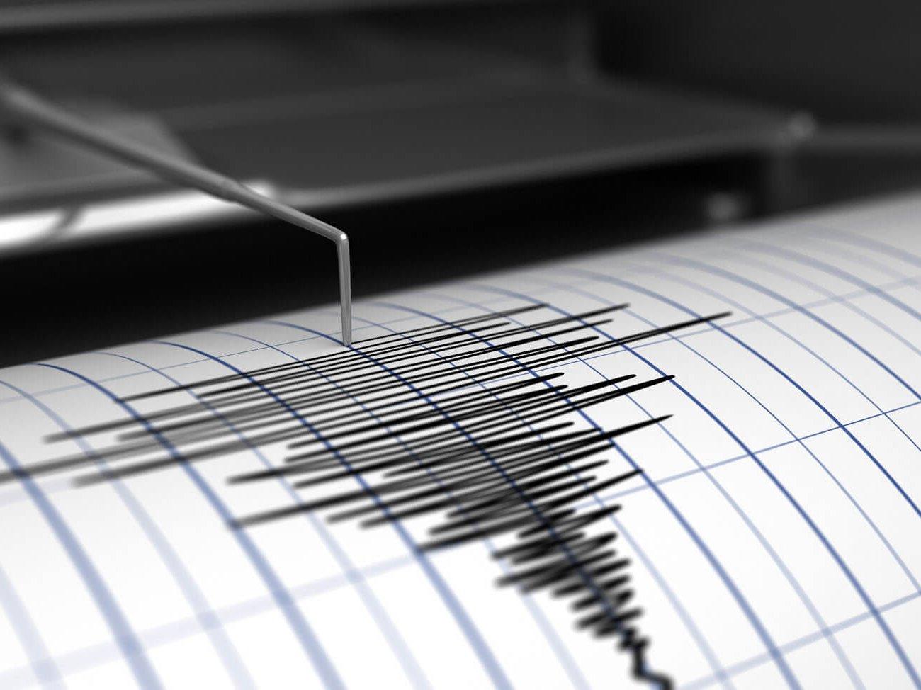 На северо-востоке Японии произошло землетрясение магнитудой 7,2 балла