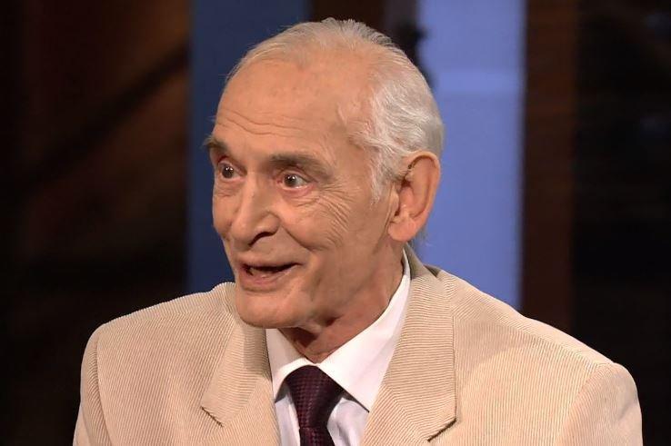 Советский актер Василий Лановой скончался от COVID-19 на 88-м году жизни